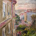 Dijana Kožović: Izložba u ateljeu