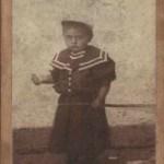 Sava Šumanović oko 1899