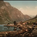 Sognefjur, Norveška