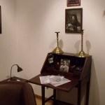 Isidora Sekulic, radni sto