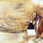 Laza Kostić, Venecija, Santa Maria della Salute, Olja Ivanjicki, Laura Barna