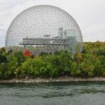 Biosfera, Montreal - projekat Bakminstera Fulera, 1967.