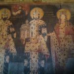 Arilje, Crkva svetog Ahilija - kralj Milutin, kralj Dragutin i kraljica Katalina,