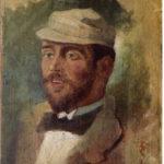 Kiril Kutlik autoportret