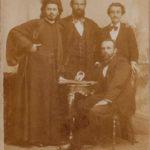 Rafailo Momčilović, Dragomir Glišić, Borivoje Stevanović i Kiril Kutlik