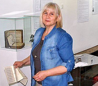 Tatjana Karanivić, kustos Muzeja Ponišavlja - Pirot