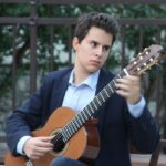 David Štrbac, gitara, Vienna Guitar Sextet, foto: D. Štrbac
