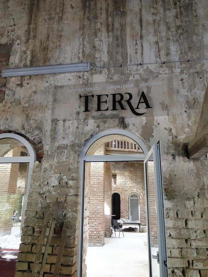 Atelje Terra, foto: Muzej Terra Kikinda