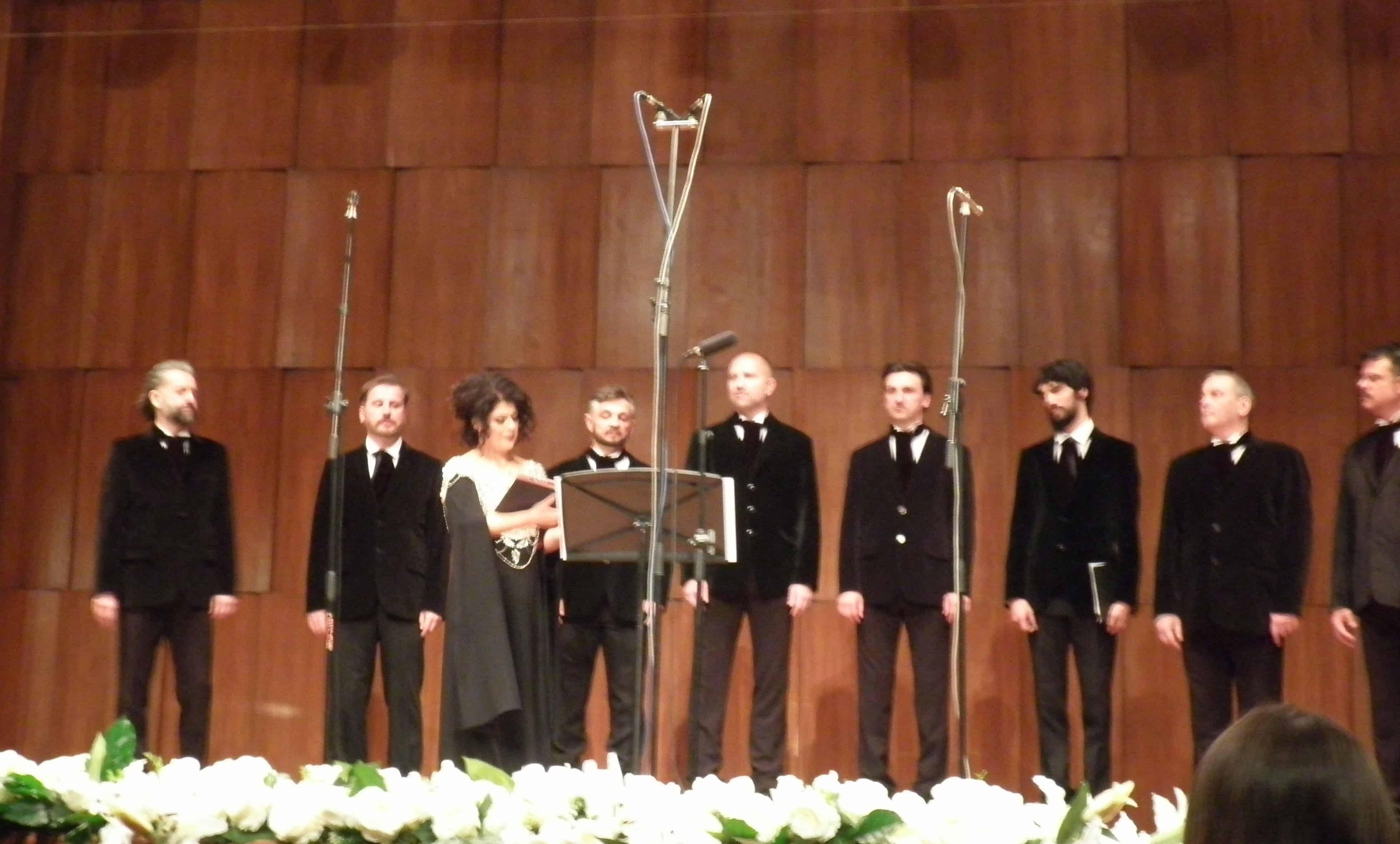 Divna Ljubojević i Melodi, Vaskršnji koncert 15.04.2018, Beograd, Zadužbina Ilije M. Kolarca