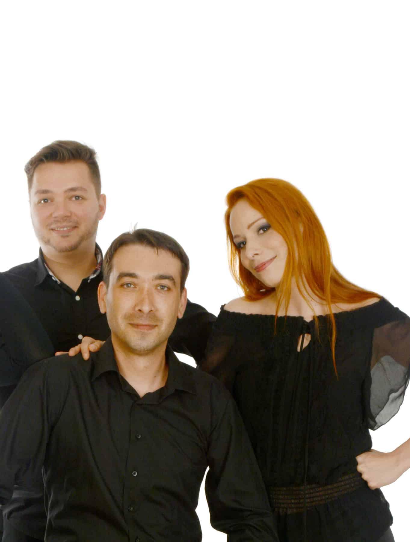 Trio SENSARTIKA, foto Dragana Draganović