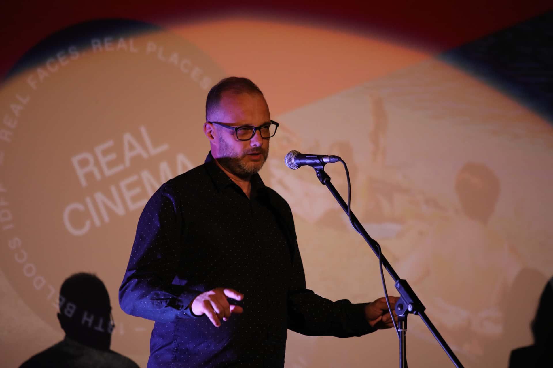 Gordan Matic, direktor Filmskog centra