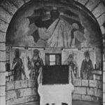 Unutrašnjost nekadašnje NJegoševe kapele